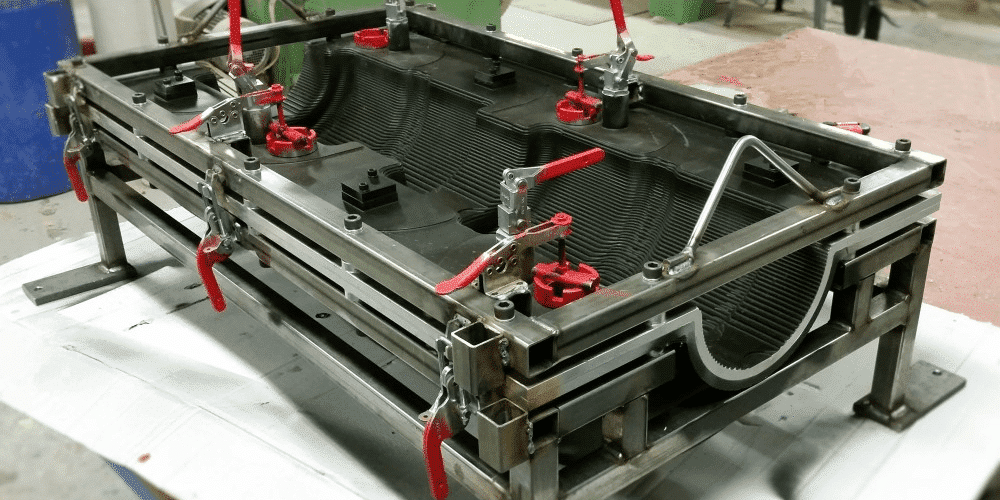 Rotational Mould 1000x500