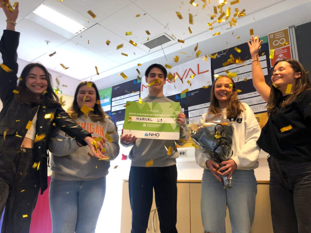 The youth enterprise Marival collaborates with PartnerPlast